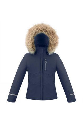 Poivre Blanc Girl's Stretch Ski Jacket 14+ Gothic Blue3