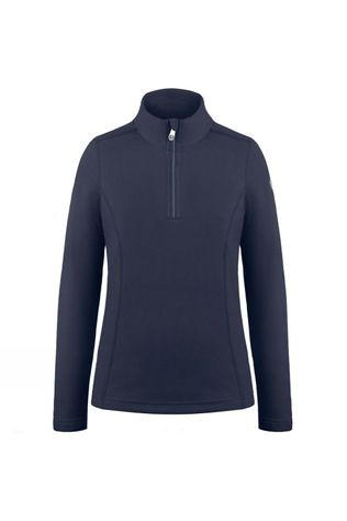 Poivre Blanc Girls 1/4 Zip Fleece 14+ Gothic Blue