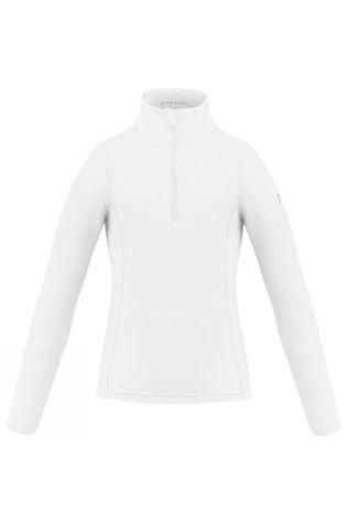 Poivre Blanc Girl's Base Layer Sweater White