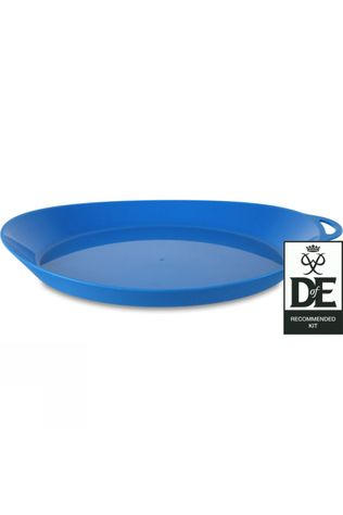 Lifeventure Ellipse Plate Blue