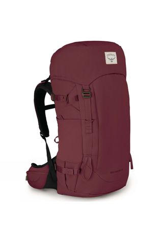 Osprey Womens Archeon 45L Rucksack Mud Red