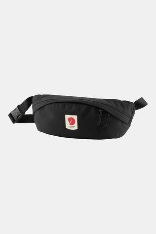 Fjallraven Ulvo Hip Pack Medium Black Black