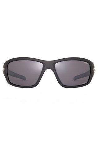 Sinner Ros Polarised Sunglasses Matt Black/Grey