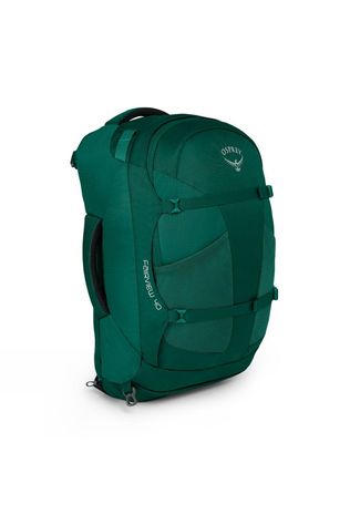 Osprey Women's Fairview 40 Travel Pack Rainforest Green
