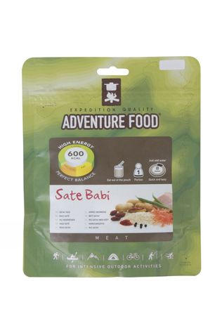 Adventure Food Rice Satay No Colour