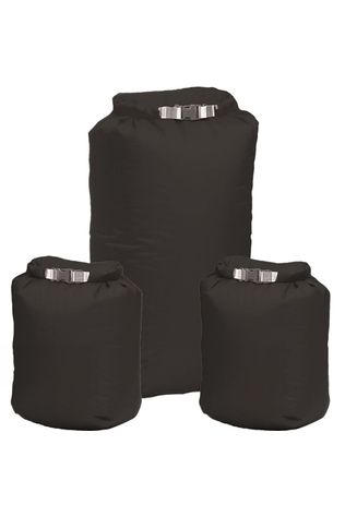 Exped Rucksack Liners 1 x 140L and 2 x 13L Black