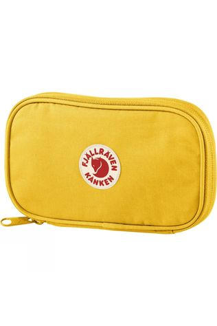 Fjallraven Kånken Travel Wallet Warm Yellow