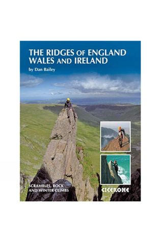 Cicerone The Ridges Of England, Wales And Ireland No Colour