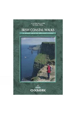 Cicerone Cordee Irish Coastal Walks No Colour