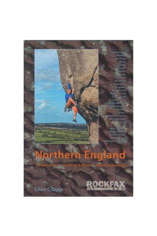 Rockfax Northern England Rockfax No Colour