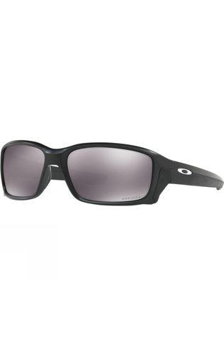 Oakley StraightLink Sunglasses Matt Black/Prizm Black