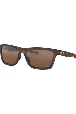 Oakley Holston Sunglasses Matt Brown Tortoise/ Prizm Tungtsen