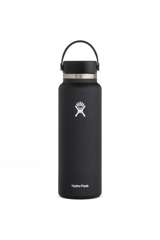 Wide Mouth 40oz Flask w/Flex Cap
