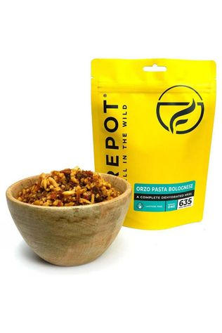 Firepot Orzo Pasta Bolognese No Colour/No Colour