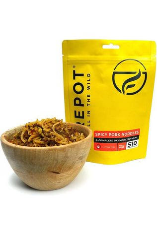 Firepot Spicy Pork Noodles No Colour/No Colour