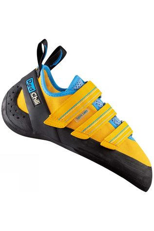 Red Chili Women's Spirit Impact Zone Rock Shoe Yellow/Blue
