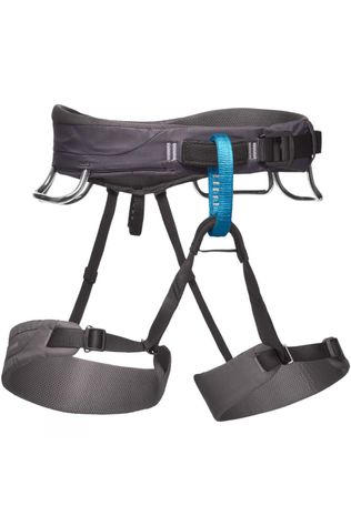 Black Diamond Mens Momentum Harness Slate