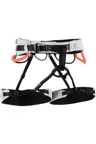 Mammut Sender Fast Adjust Harness Lt Grey/Orange