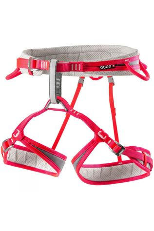 Ocun Neon 3 Lady Harness Neon Pink