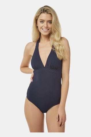 Craghoppers Womens NosiLife Briganha Swimming Costume Blue Navy