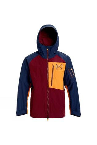 Burton Men's [AK] 2L Cyclic Gore-Tex Jacket Port Royal/Dress Blue/Russet Orange