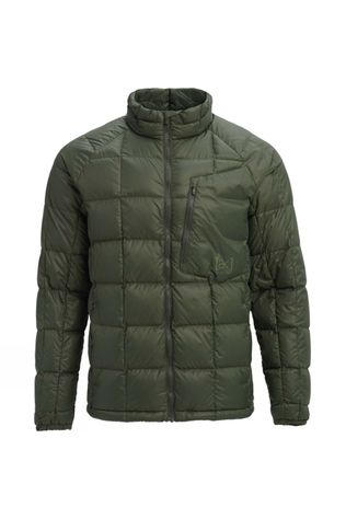 Burton Men's AK BK Down Insulator Jacket  Forest Night