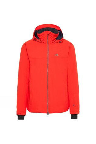 J.Lindeberg Men's Truuli 2L Ski Jacket Racing Red