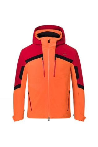KJUS Speed Reader Jacket Kjus Orange- Currant Red