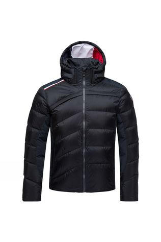 Rossignol Mens Hiver Down Jacket Black