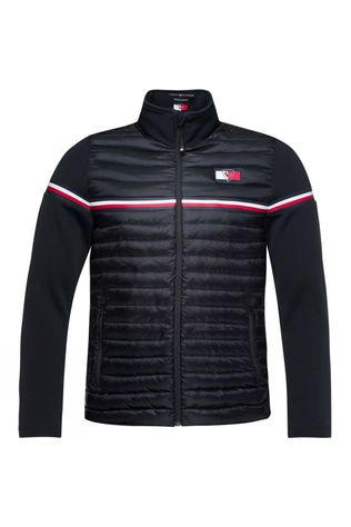 Mens Branded Light Down Jacket