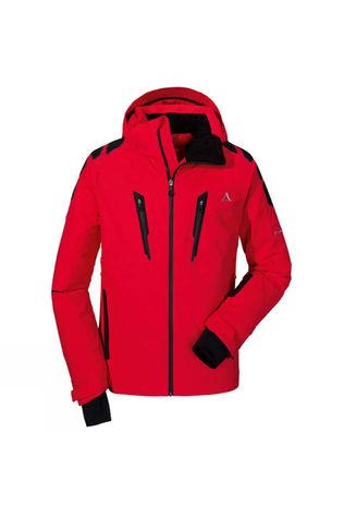 Schoffel Mens Zurs3 Jacket Racing Red