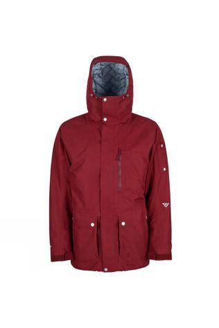 Black Crows Mens Corpus 2L Insulated Jacket Burgundy