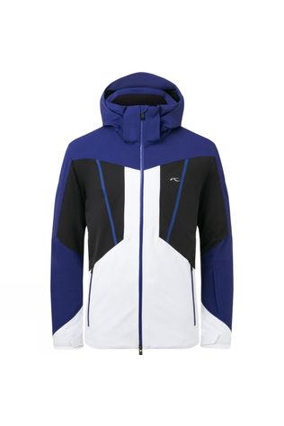 KJUS Mens Boval Jacket Into The Blue/Black