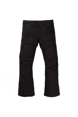 Burton Mens Cargo Mid Fit Pant True Black