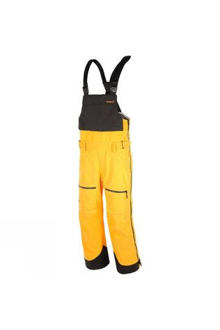 Planks Yeti Hunter Bib Snow Pants Sunset Yellow