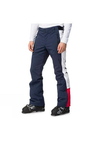 Mens Colour Block Ski Pant