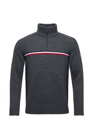 Rossignol Mens Major Half Zip Heather Grey