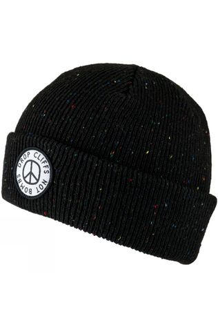 Planks Peace Beanie Black