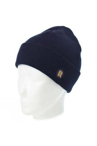 Riggler Mens Lonesome George Beanie Black