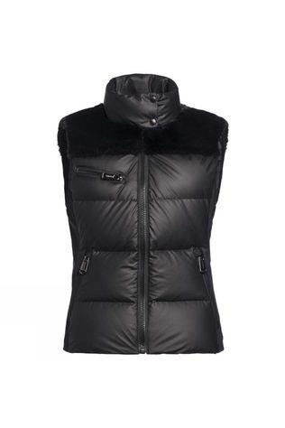 Goldbergh Womens Scaldino Vest Black