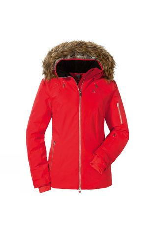 Schoffel Womens Keystone 3 Jacket Racing Red