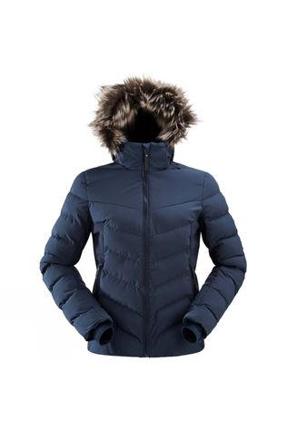 Eider Womens Downtown Street Jacket Dark Night