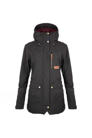 Planks Women's All-time Insulated Jacket Black