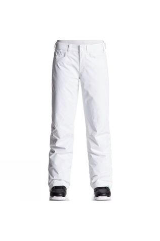 Roxy Womens Backyard Pants BRIGHT WHITE