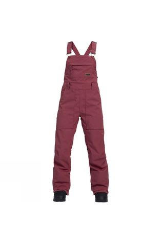 Burton Womens Avalon Bib Pant Rose Brown