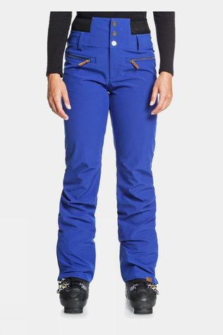 Roxy Womens Rising High Pant Mazarine Blue