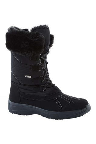 Calzat Women's Alpine Grip Boot Black