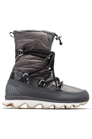 Sorel Womens Kinetic Boot Camo-Quarry