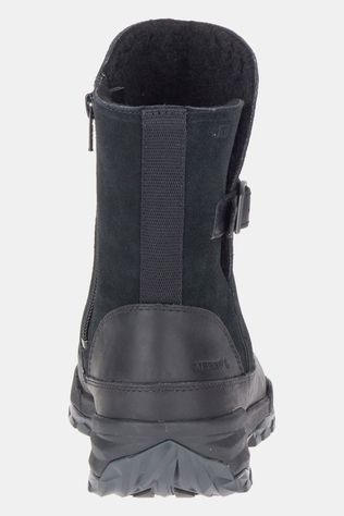 Merrell Womens Icepack Guide Buckle Polar WP Boot Black