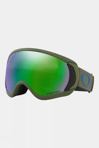 Oakley Mens Canopy Goggles Turquoise/Green